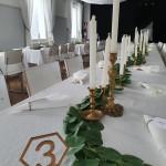 Lähikuva pöydästä